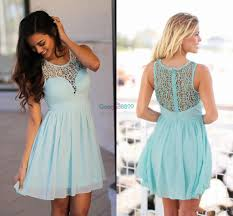 2017 mint green short country boho bridesmaid dresses crochet lace