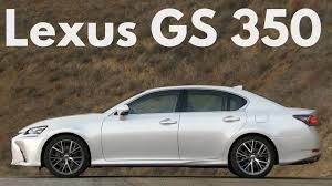 lexus gs 350 years 2016 lexus gs 350 interior exterior and drive youtube