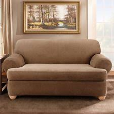 Ebay Sofa Slipcovers by Sofa Slipcover T Cushion Ebay