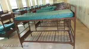 Prison Bunk Beds 21 Prison Bunk Beds Item Ec9729 Tuesday April 3 Govern