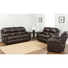 3 piece recliner sofa set bjs wholesale club product