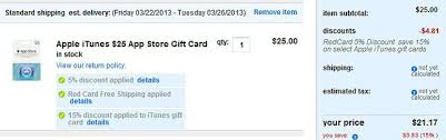 gift card discounts best buy 100 itunes gift card 80 or price match at target and