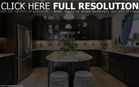 dark wood cabinets in kitchen maxbremer decoration