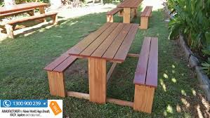 lunch tables for sale picnic table gallery picnic bench photos outdoor living plus pty ltd
