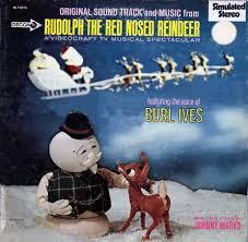 burl ives rudolph the nosed reindeer original soundtrack