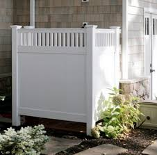 Backyard Garbage Cans by Hide Garbage Cans With Pallets