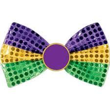 mardi gras ties gras bow ties custom made with your logo