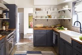 Design Of Tiles In Kitchen Spanish California Home The Kitchen Emily Henderson