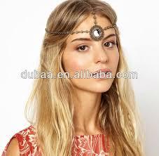 bohemian hair accessories retro bohemian hair accessories hair band diy wholesale