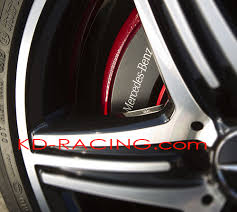 mercedes decal mercedes brake calipers decal sticker x 4 pcs kd racing