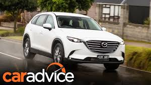 mazda suv range 2016 mazda cx 9 touring awd review caradvice youtube