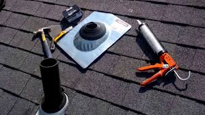 how to repair a leaky roof vent or vent stack pipe erroofers info
