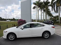 2017 new mazda mazda6 sport manual at royal palm mazda serving