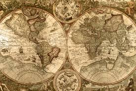 Ancient Map Index Of A Ancient Maps