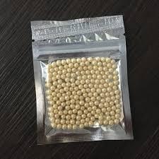 edible pearl aliexpress buy 10g small white edible pearl sugar