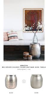 Drum Accent Table by Side Table Archives Copycatchic