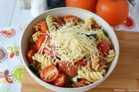 Cold Pasta Salad Recipe Easy Pasta Salad Recipe The Best Pasta Salad Recipe And It Is So