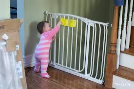 Baby Gate Stairs Banister 10 Best Baby Safety Gates For Stairs Reviews