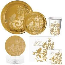 50th anniversary gold plate best 25 golden anniversary ideas on 50th