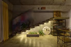 industrial style loft concrete contemporary design with a warm atmosphere u2013 adorable home