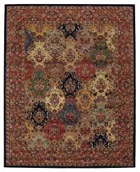 Area Rugs From India Indian Rug Nourison India House Multicolor Area Rug Reviews