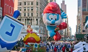 macy s thanksgiving day parade new york by rail