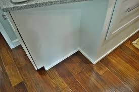 Adding Trim To Kitchen Cabinets Another Kitchen Project U003d Done Loving Here
