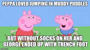 Peppa Pig Meme - peppa pig imgflip