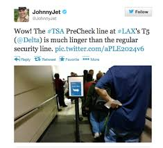 is tsa precheck the new slow lane u2013 the points guy