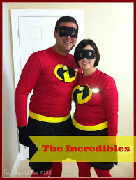 Incredibles Family Halloween Costumes 29 Halloween Costumes Images Couple Costume