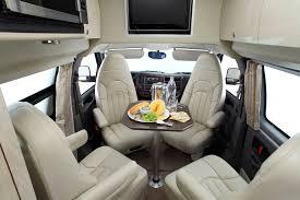 Motor Home Interiors One Year Of The Caravan Future Motorhome Full Time Loversiq