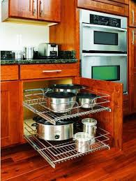 kitchen cabinet shelving ideas the better kitchen cabinet organizers ideas