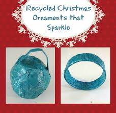 recycled ornaments that sparkle inspiration laboratories