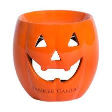 candle pumpkin wax burner