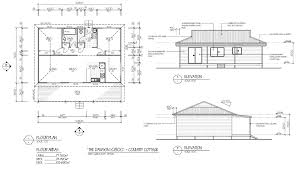 the dawson modular steel kit homes