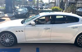 white maserati truck the real cars of orange county check out the housewives u0027 rides