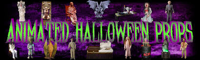 animated props props and haunted house supplies