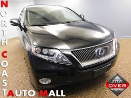 2012 lexus rx 350 price paid 2012 used lexus rx 450h awd 4dr hybrid at north coast auto mall