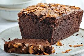 chocolate coconut pound cake recipe epicurious com