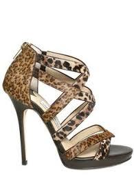 Shoo Zinc jimmy choo zinc cracked leather cutout sandals glitter sandals