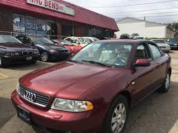 2001 audi a4 for sale audi used cars luxury cars for sale akron kb auto mall llc