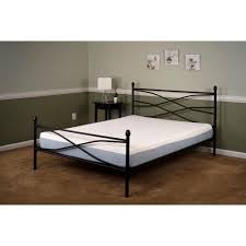 bed frame without head foot board bed frames u0026 box springs
