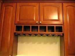 Kitchen Cabinet Wine Rack Ideas Kitchen Cabinets Wine Rack Wine Rack Cabinet Kitchen Cabinet