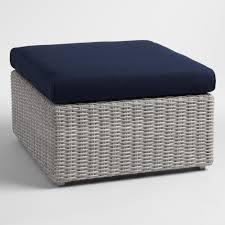 Storage Ottoman Slipcover by Ottoman Splendid Deluxe Home Furniture Design With White Squared