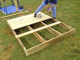 Building A Backyard Playground by How To Build A Backyard Playhouse Diy Network Playhouses And