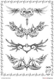 95 lower back tattoos tr st tribal designs