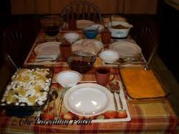 ideas for thanksgiving dinner starting new traditions parenting