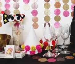 New Years Decorations Ideas 2016 by New Year U0027s Eve Party Ideas Planning A Nye Party