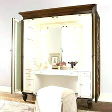 Bedroom Vanity Lights Charming Vanities For Bedroom With Lights Makeup Vanities For