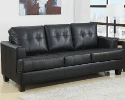 lovable bonded leather sofa u2013 interiorvues
